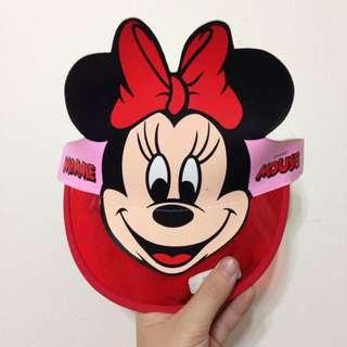 🚚 現貨! 迪士尼米妮帽子 迪士尼帽子 米妮 迪士尼授權 授權卡通