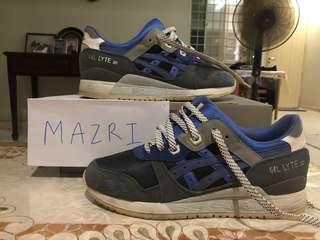 Asics Gel Lyte iii x Sneaker Preaker