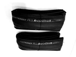 Bontrager R3 700x25 Hard-Case Lite Tyres