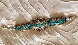 Tibet Silver Bracelet