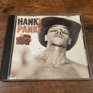 The the - hanky panky cd