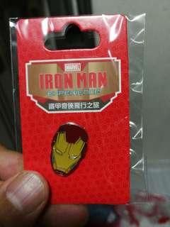 Iron man襟章(包郵)