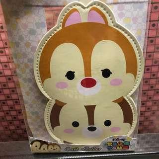 迪士尼-奇奇蒂蒂票卡包