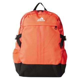 adidas Power 3 Backpack 3 Stripe Orange UNISEX