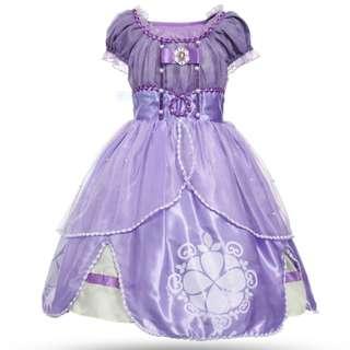 Sofia 5 layers dress