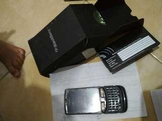 Blackberry torch fullset