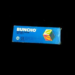 BUNCHO POSTER COLOUR 15CC 12 PCS