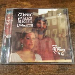 Quantic n alice russel cd