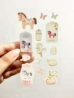 Horse Stickers 🐴