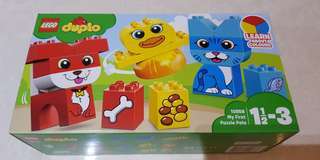 Lego duplo - my first puzzle pets