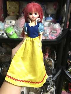 Red Haired Takara Doll from Japan