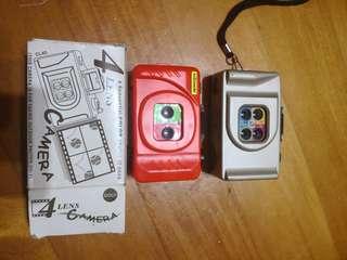 菲林相機(兩格&四格相機)