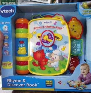 Vtech 音樂圖書玩具