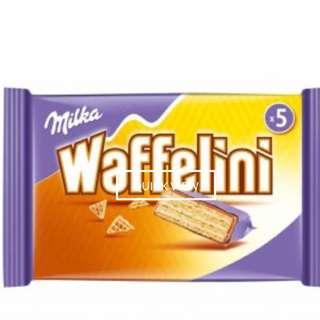 Milka Vanilla Wafers
