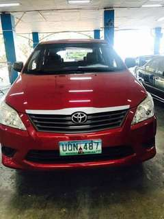 FOR SALE!!   2013 TOYOTA INNOVA E  At Diesel 42ktms No issue Ready to use  For more details contact: 09174940644