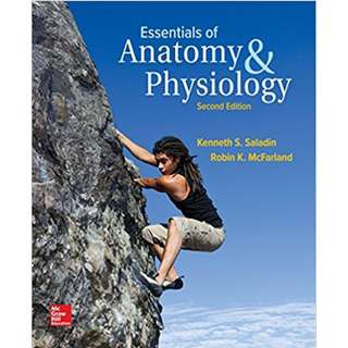 Essentials of Anatomy and Physiology 2nd Edition