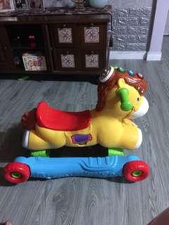 Vtech rocking horse