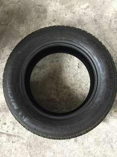 米其林14吋輪胎一個