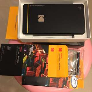 Kodak photo printer mini 柯達迷你曬相機 PM210