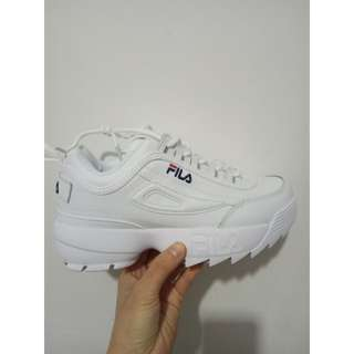 Fila Disruptor II 2 generation blade front casual shoes