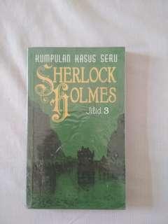 Buku Second Original | Kumpulan Kasus Seru Sherlock Holmes Jilid 3