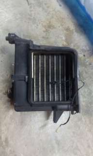 Cooling coil wira