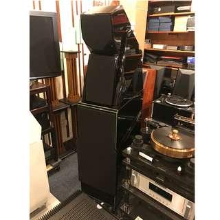 Wilson Audio Maxx 3 in Obsidian Black