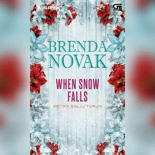 Ebook Ketika Salju Turun