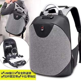 MAY 18 ANTI THEFT BACKPACK (DLNA)