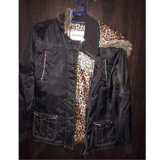 Black Tiger Jacket , Preloved, Decluttering , all in, take all