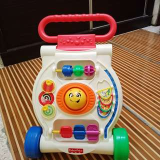 Push walker fisher price. Condition 5/10