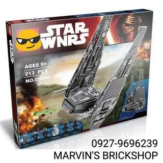 For Sale Star Wars Kylo Ren Command Shuttle