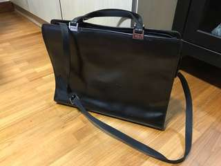Fion leather bag