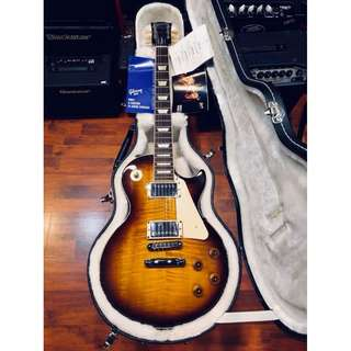 2010 Gibson Les Paul Traditional plus Desert Burst Electric Guitar