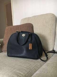 [BN] Coach Black Bag