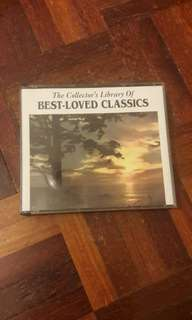 Best Loved Classics Songs