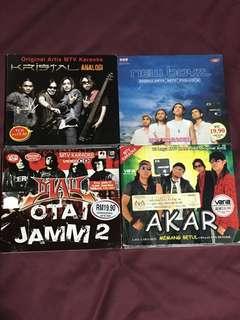Kristal New Boys May Akar Karaoke VCD