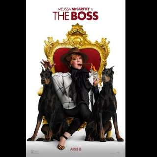 [Rent-A-Movie] THE BOSS (2016)
