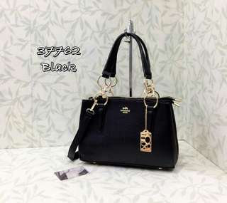 Coach Bag Black Color