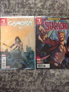 Star Lord & Gamora #1