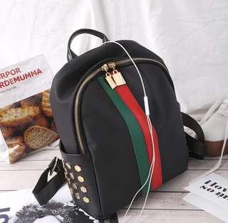 (PO) Mini Backpack