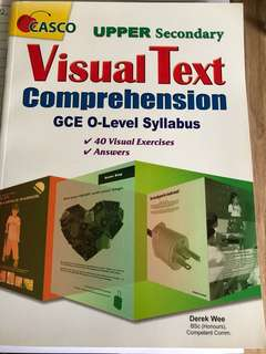 Visual Text Compre O level English
