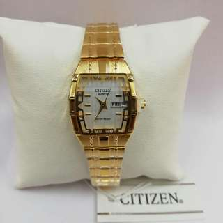 CITIZEN WOMEN STEEL LIMITED EDITION WATCH