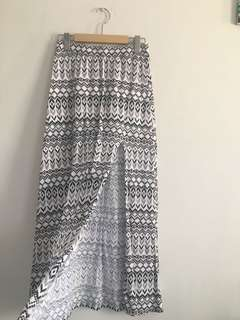 American eagle long skirt