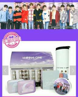 OFFICIAL LENSNINE X WANNA ONE