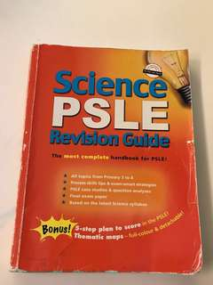 PSLE Science Revision Guide