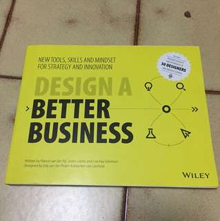 Design a better business book