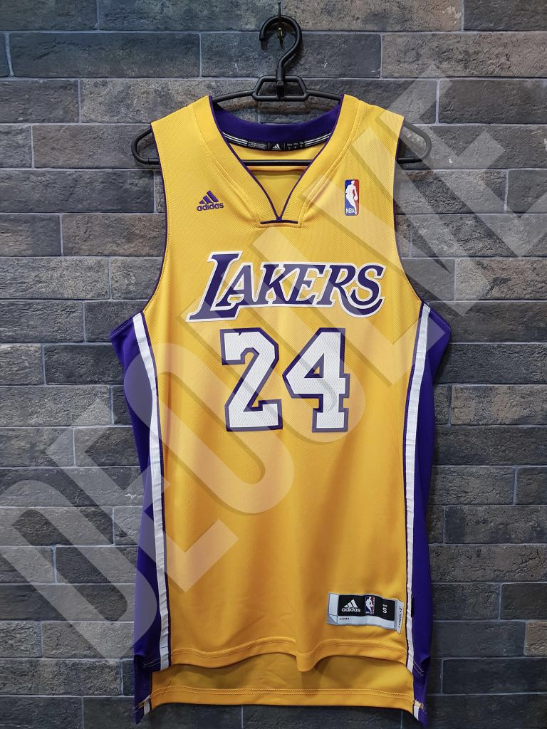 on sale 60406 7906c Kobe Bryant 24 ] Los Angeles Lakers Jersey, Sports, Sports ...