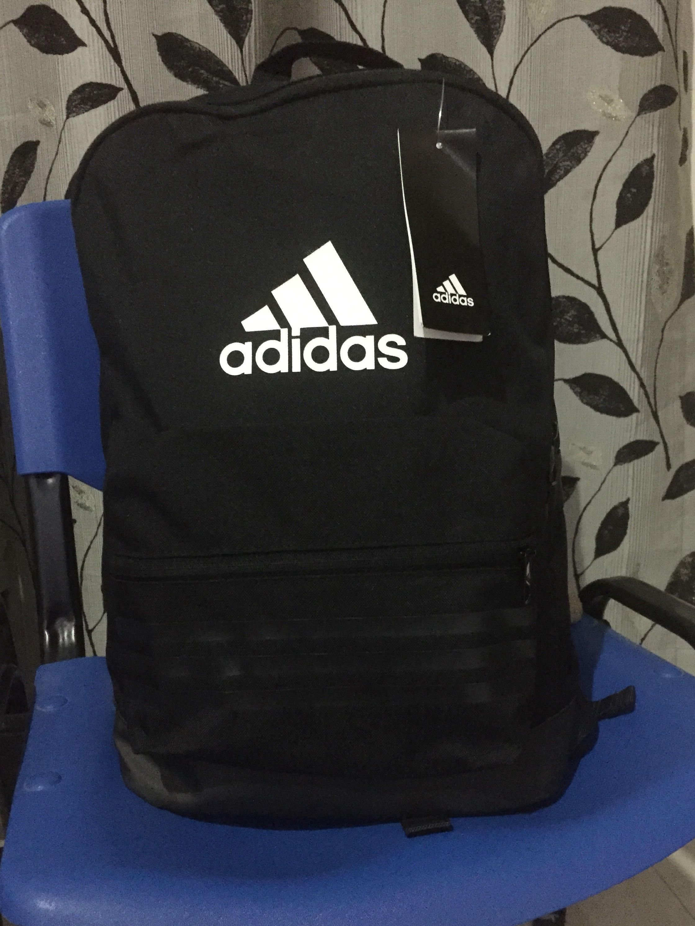 64a156cc041 Adidas 3-stripes Sport Backpack Original, Men's Fashion, Men's Bags ...