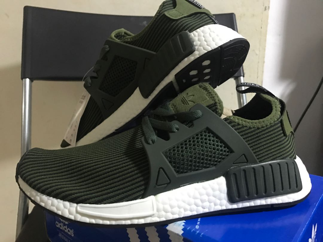 finest selection 6f7f9 e1446 ADIDAS NMD OLIVE GREEN